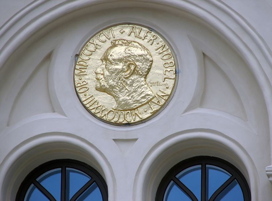 Alfred Nobel - zdjęcie ilustracyjne