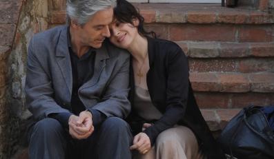 """Juliette Binoche nagrodzona za rolę w """"Zapiskach z Toskanii"""" Złotą Palmą w Cannes"""