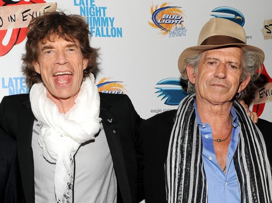 50-lecie The Rolling Stones niczym występ na Olimpiadzie