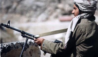 Talibski bojownik