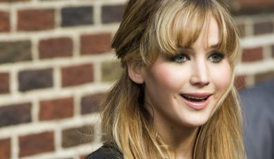Rozrywana Jennifer Lawrence