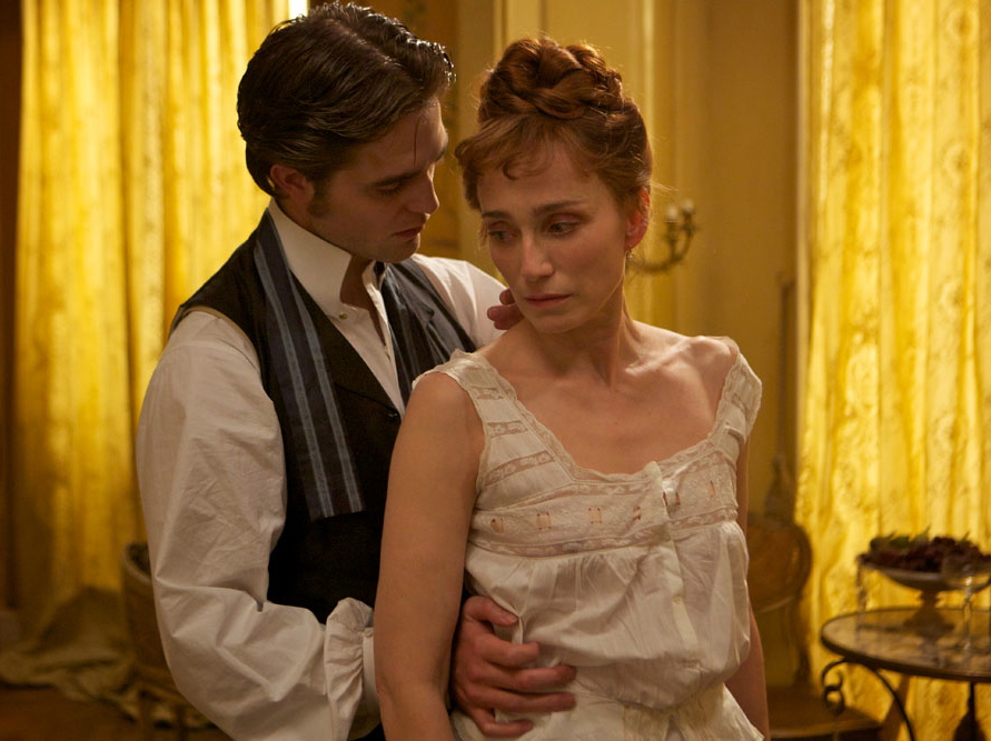 Uwodziciel Robert Pattinson i Kristin Scott Thomas