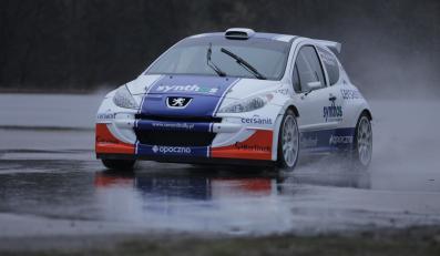 Michał Sołowow i Maciek Baran wystąpią w Peugeocie 207 S2000 Evolution 2012
