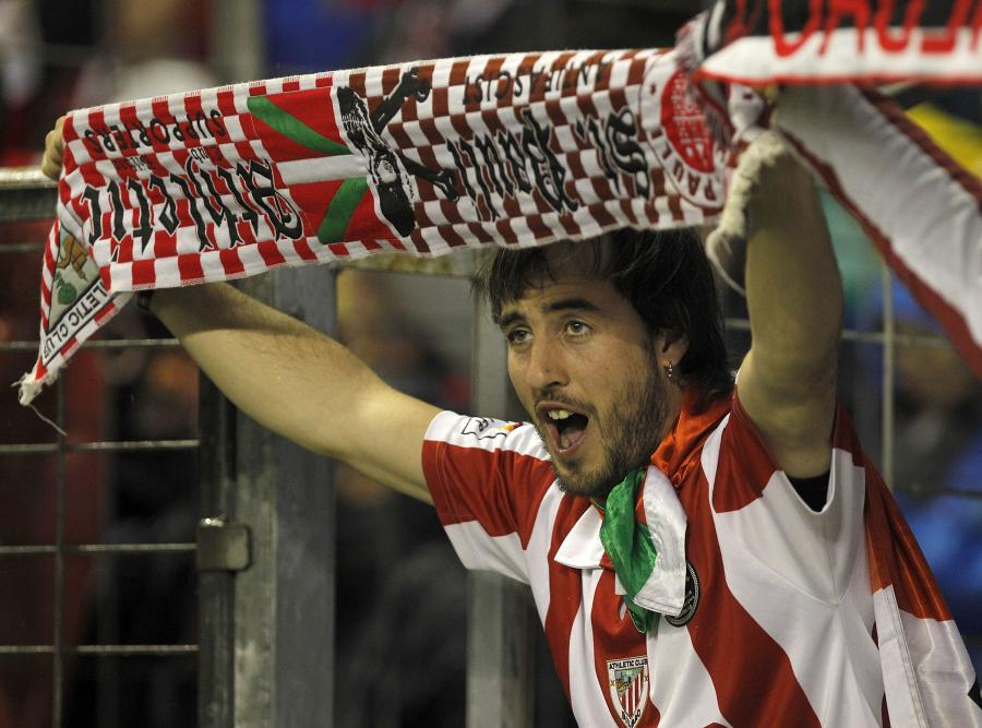 Kibic Athletic Bilbao