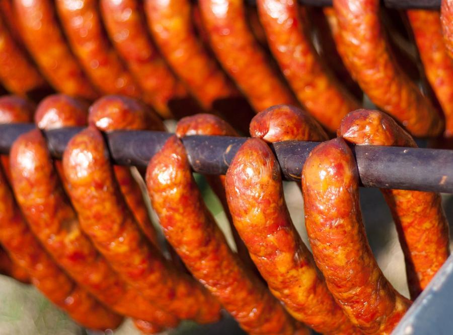 kiełbasa mięso