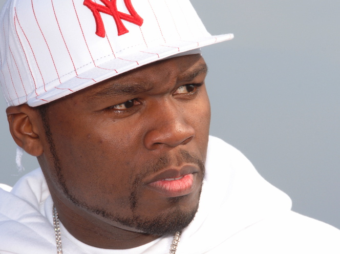 50 Cent pokazuje, co znaczy sexy