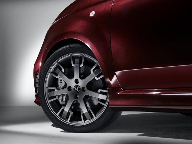 Abarth 695 Maserati Limited Edition