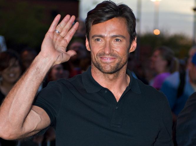 Hugh Jackman znowu w skórze Wolverine\'a