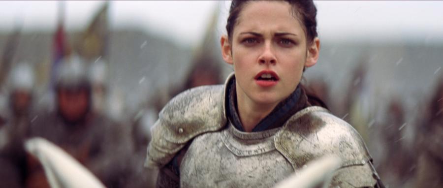 Kristen Stewart jako waleczna Królewna Śnieżka