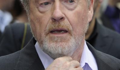"""Ridley Scott na premierze """"Prometeusza"""" w Londynie"""