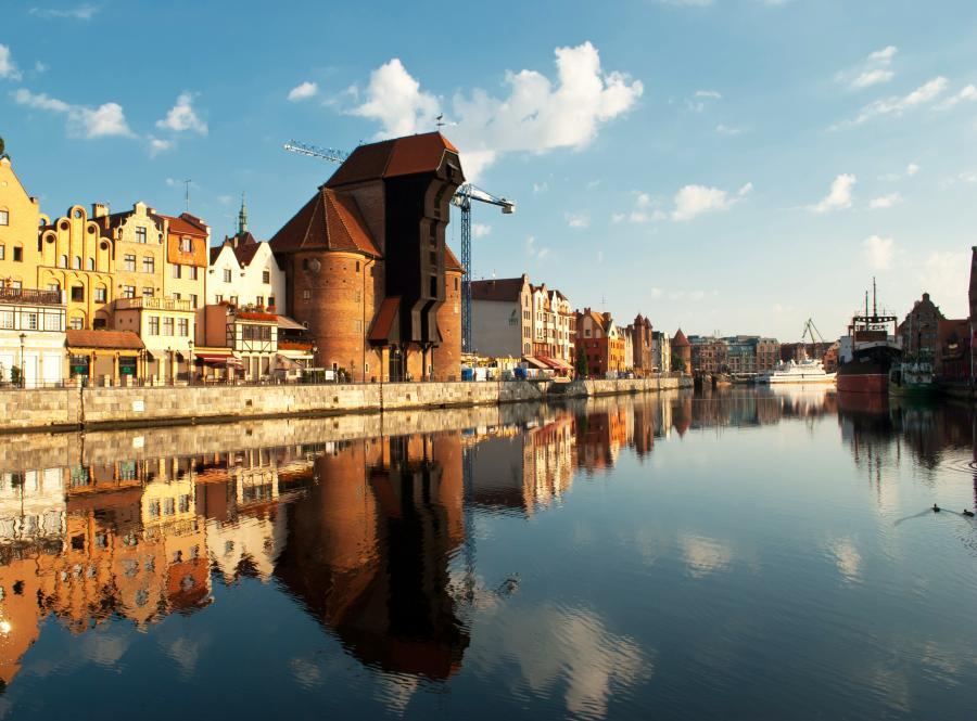 Gdańsk - zdjęcie ilustracyjne
