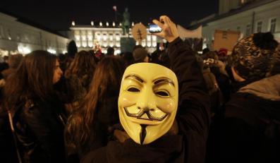 Protest przeciw ACTA