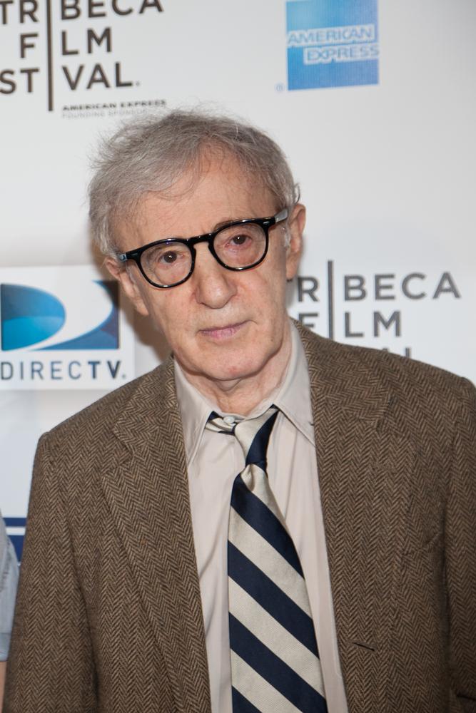 Woody Allen nie myśli jeszcze o emeryturze