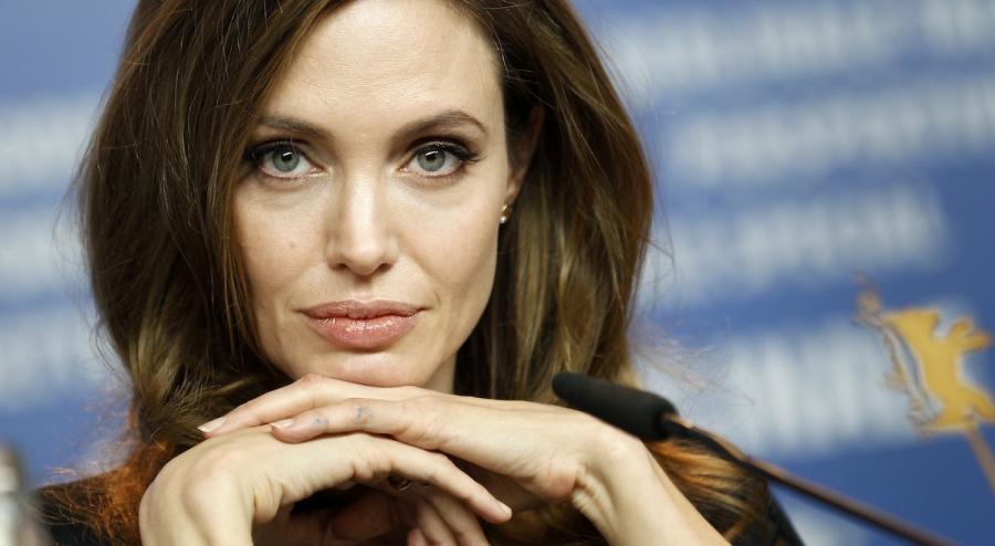 Angelina Jolie wszystko ogarnia!