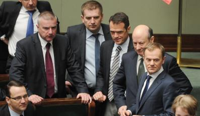 Rząd w Sejmie
