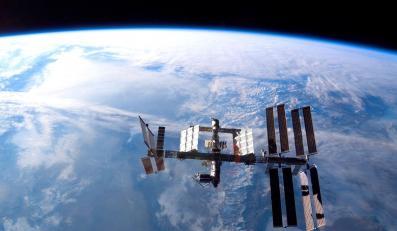 ISS - międzynarodowa stacja kosmiczna