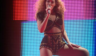 Beyoncé zaprasza za kulisy