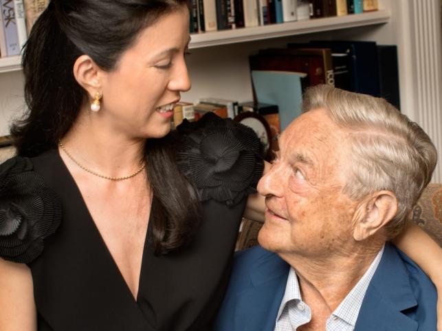 Tamiko Bolton i George Soros