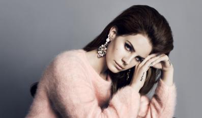 Lana Del Rey w kampanii reklamowej H&M jesień/zima 2012/2013