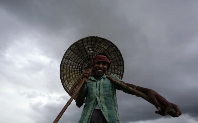 Monsun przyniósł obfite opady