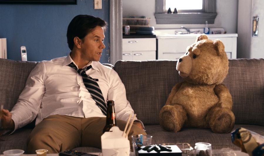 Mark Wahlberg i Ted wrócą na ekrany