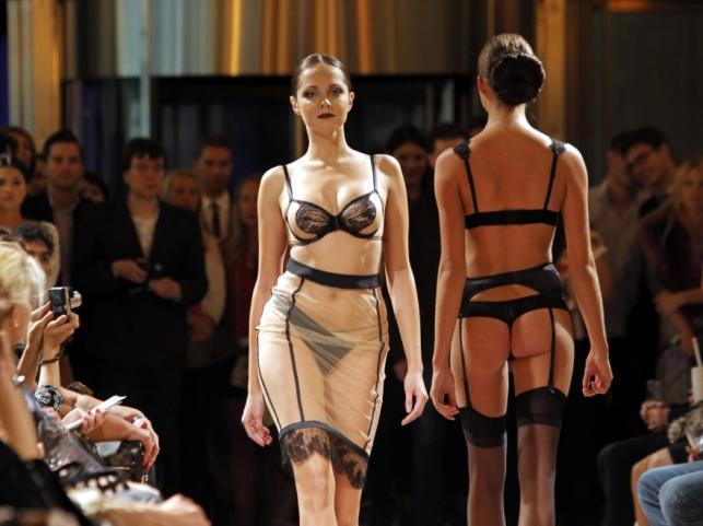 Vogue Fashion's Night Out 2012 - Rosja