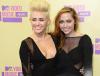 Miley Cyrus z siostrą Brandi