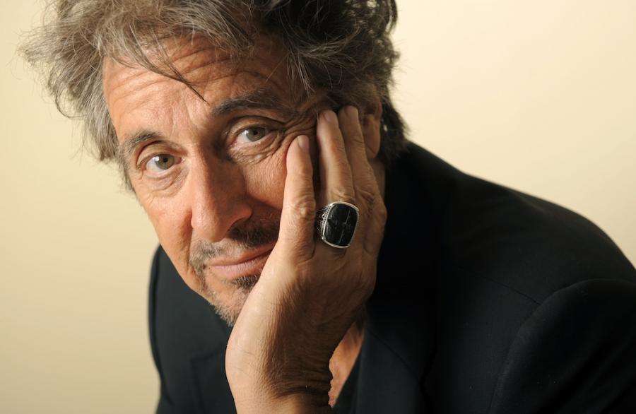 Emerytowany gangster Al Pacino