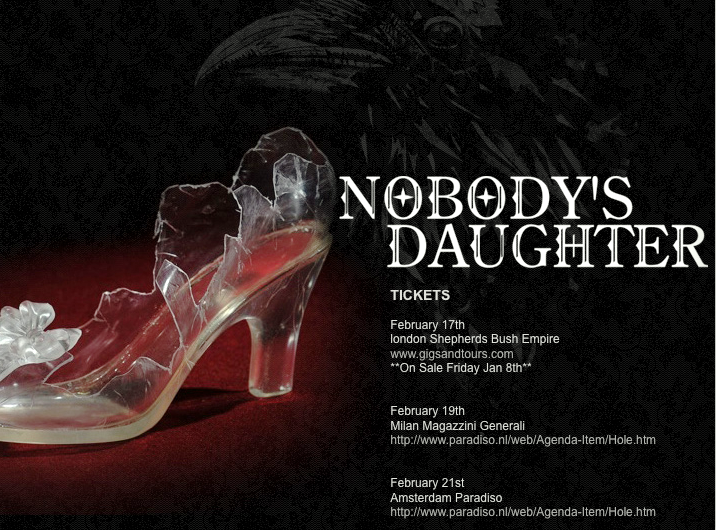 Nobody\'s Daughter