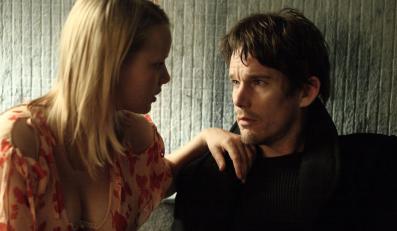 """Joanna Kulig i Ethan Hawke w filmie """"Kobieta z Piątej Dzielnicy"""""""