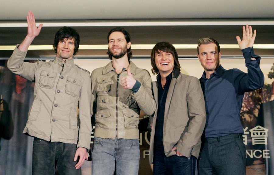 Panowie z Take That wrócą w przyszłym roku