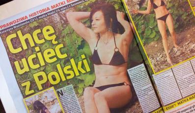 """Katarzyna W. w """"Super Expressie"""""""
