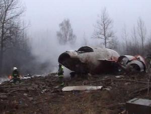 Smoleńsk katastrofa smoleńska tupolew