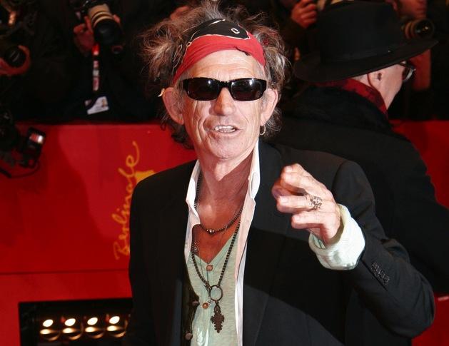 Keith Richards: To byłby przecież cud, gdybyśmy przez 50 lat żyli w absolutnej zgodzie
