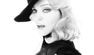 Madonna szykuje coś razem z fotografem Stevenem Kleinem