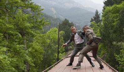 Agent 007 coraz bardziej brutalny
