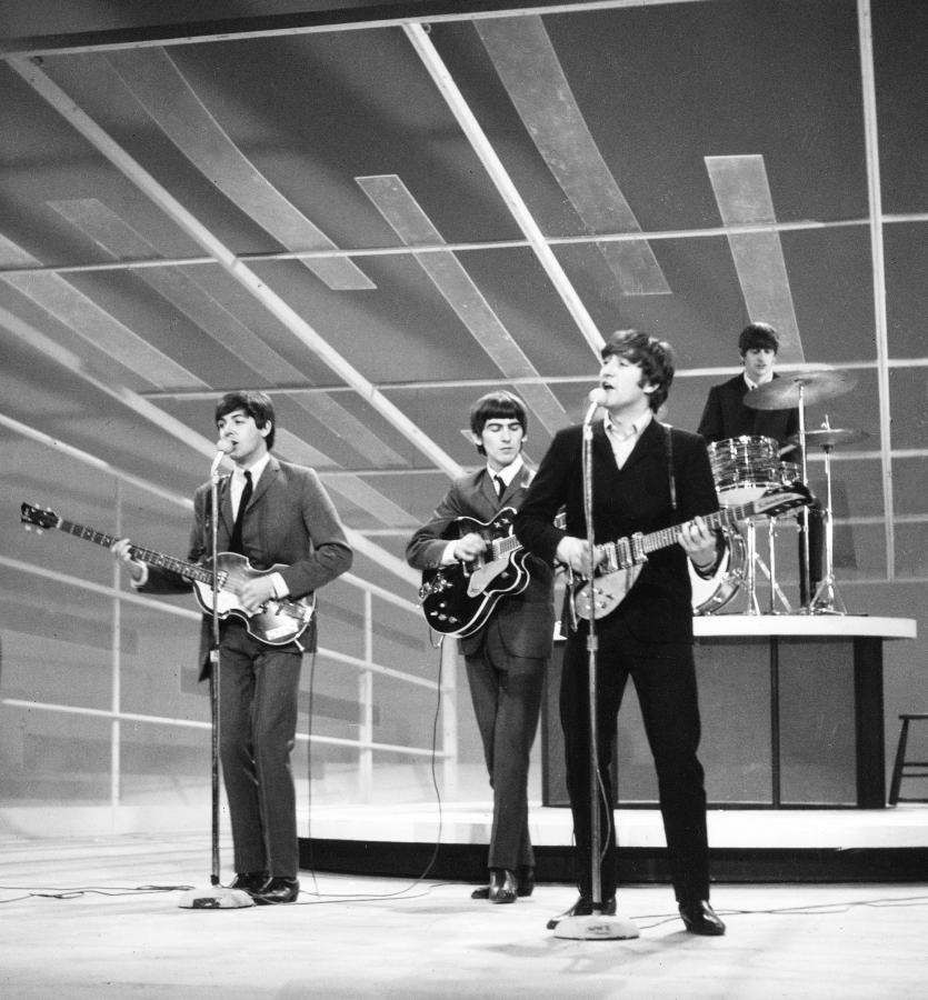 The Beatles nie przepadali za Elvisem Presleyem