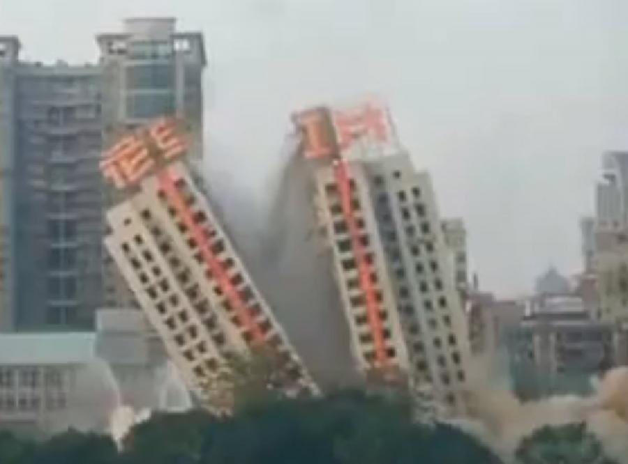 Oto, jak nie należy wyburzać budynków