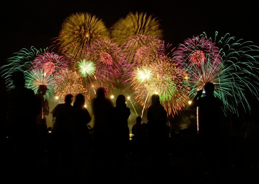 Powitanie Nowego Roku - zdjęcie ilustracyjne