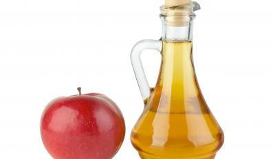Ocet jabłkowy powstaje w wyniku fermentacji jabłek