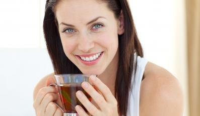 Herbata chroni przed rakiem jajnika
