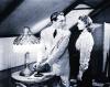 "Ingrid Bergman i Paul Henreid w filmie ""Casablanca"""