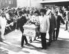 Pogrzeb Jimiego Hendriksa w Seattle