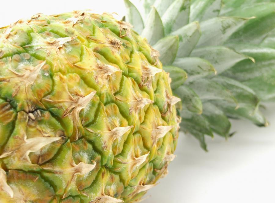 Ananas wzmacnia odporność