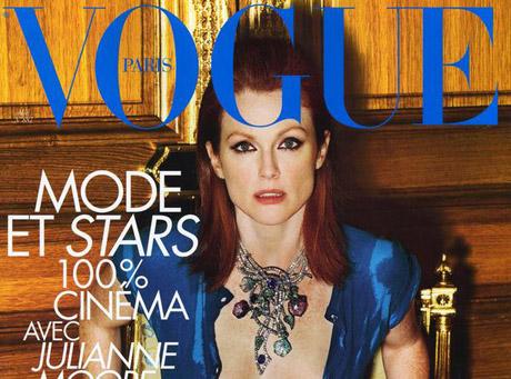 Julianne Moore-kobiecość w jesieni życia