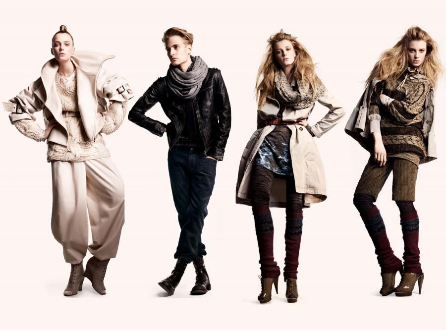 Propozycje H&M na jesień/zimę 2009