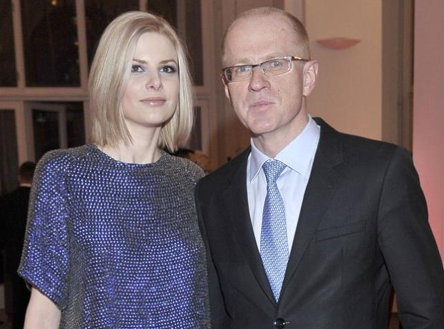 Ludwik Sobolewski i Anna Szarek
