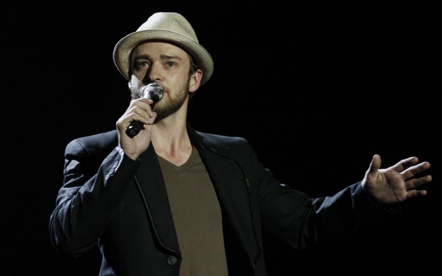 Justin Timberlake jest gotowy
