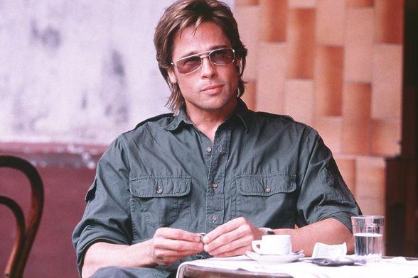 Brad Pitt \