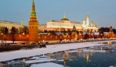 Kreml Moskwa Rosja